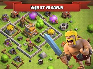 Clash Of Clans v7.165.5 Hileli Apk İndir