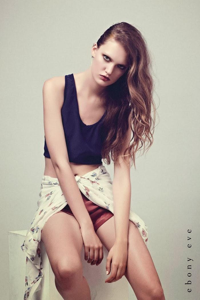 Ebony eve model