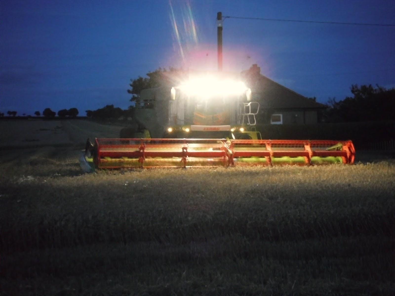 Coastrider Harvest Evening Cycle To Bonnington