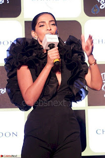 sonam kapoor at chandon the party starter 3rd March 2017 001.jpg
