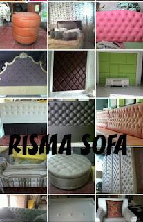 hasil kerjaan service sofa di bintara