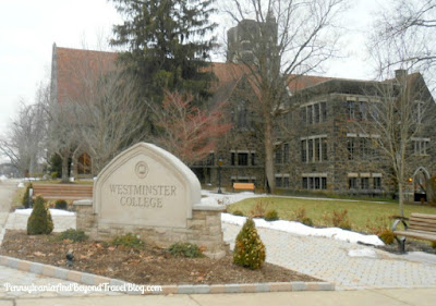 Westminster College in New Wilmington Pennsylvania