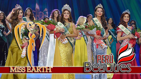 Miss Earth 2016 es Miss Ecuador