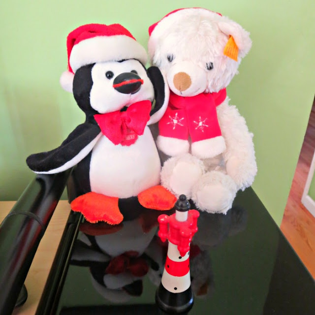 Christmas stuffies