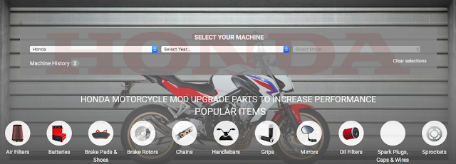 OEM parts for your motorcycle