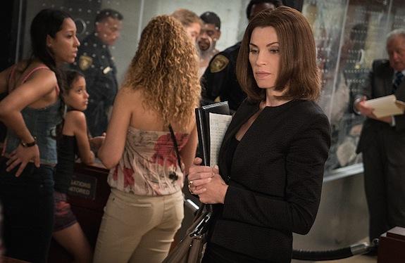 Séptima temporada de 'The Good Wife'