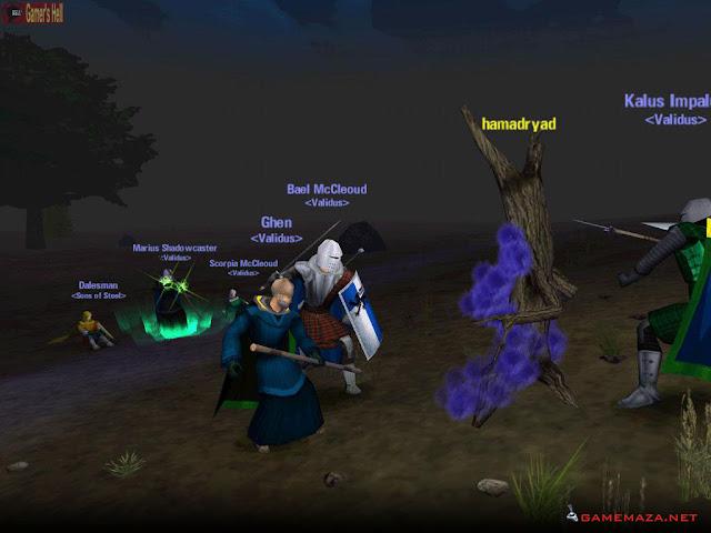 Dark Age of Camelot Gameplay Screenshot 4