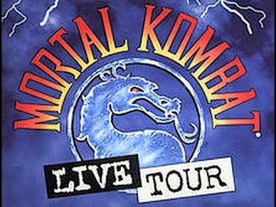 Mortal Kombat: the Live Tour