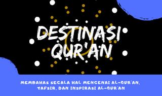 Destinasi Qur'an