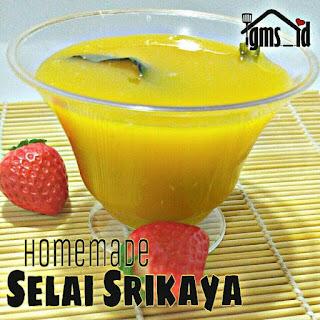 Ide Resep Homemade Selai Srikaya