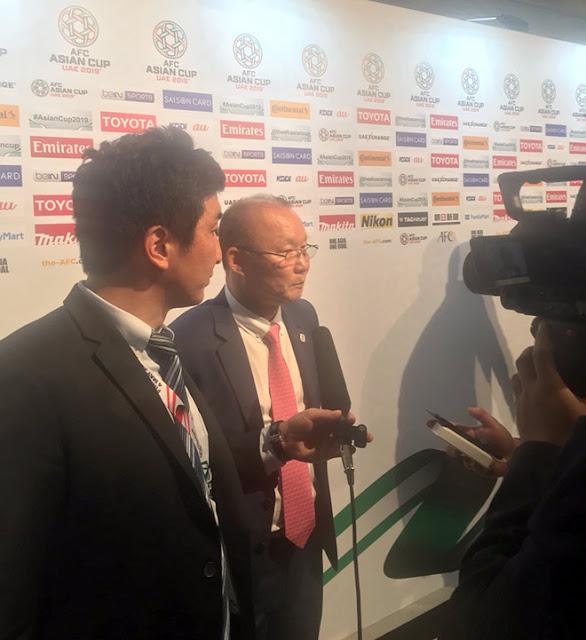 ĐT Việt Nam đấu Iran, Iraq: HLV Park Hang Seo không ngán Tây Á ở Asian Cup 2