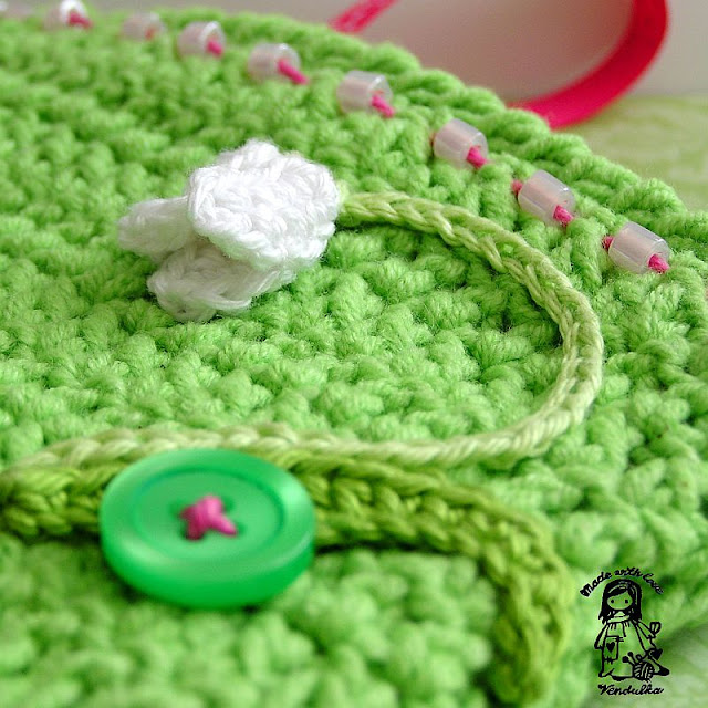 crochet pattern by Vendula Maderska