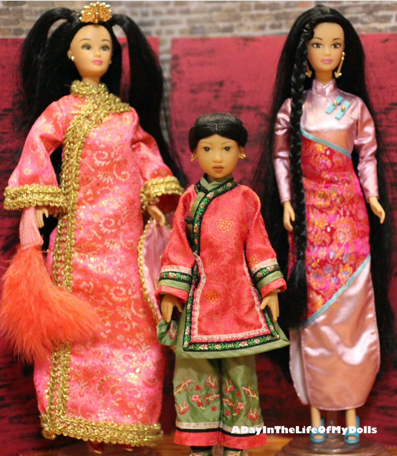 A Day In The Life Of My Dolls: Happy Chinese New Year!