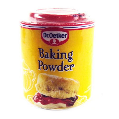 Nguyên liệu làm bánh – Bột nở (baking powder)