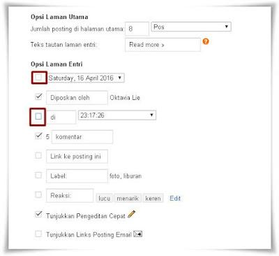 Cara Menghilangkan Tanggal di Posting & Mesin Pencari Untuk SEO