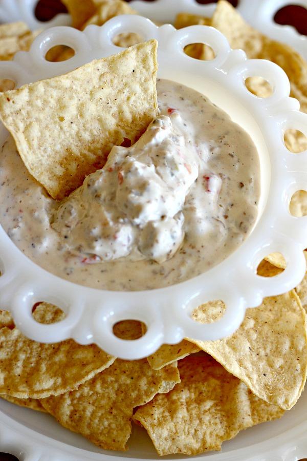 recipe, appetizer, cheese dip