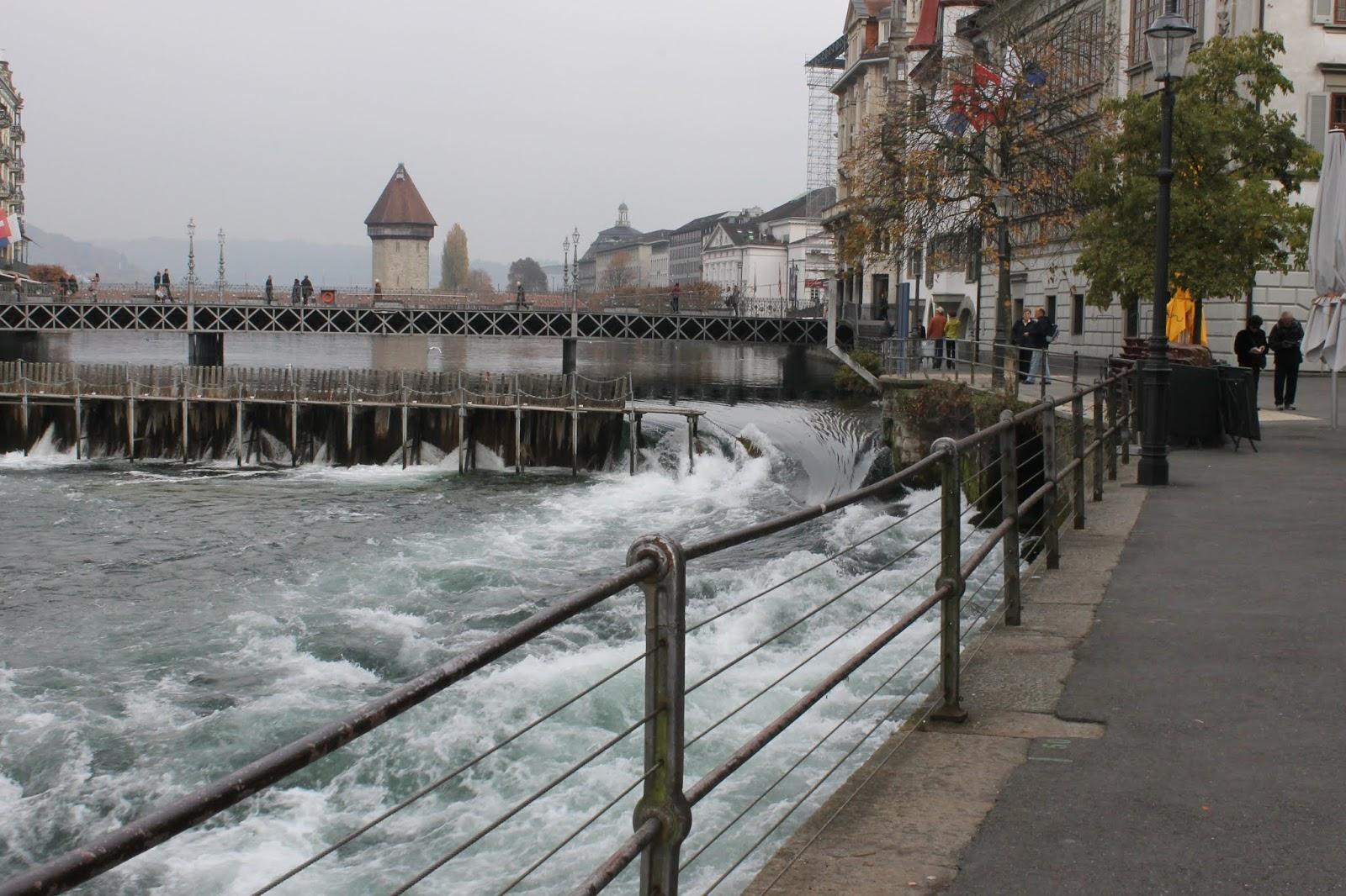 Needle Dam - Luzern