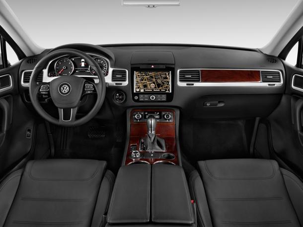 2012 Volkswagen Touareg VR6 Sport   Sport Car Pictures