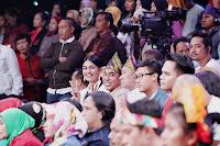 <b>Hadir di Studio Indosiar, Mori Hanafi Support Penampilan Duta NTB di Ajang LIDA</b>