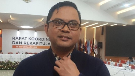 Jawab 'Ancaman' Novel Bamukmin, Komisioner KPU Ungkit Hoax 7 Kontainer