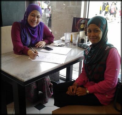 Chempaka mohd din meet naemah wahab personal touch (2)
