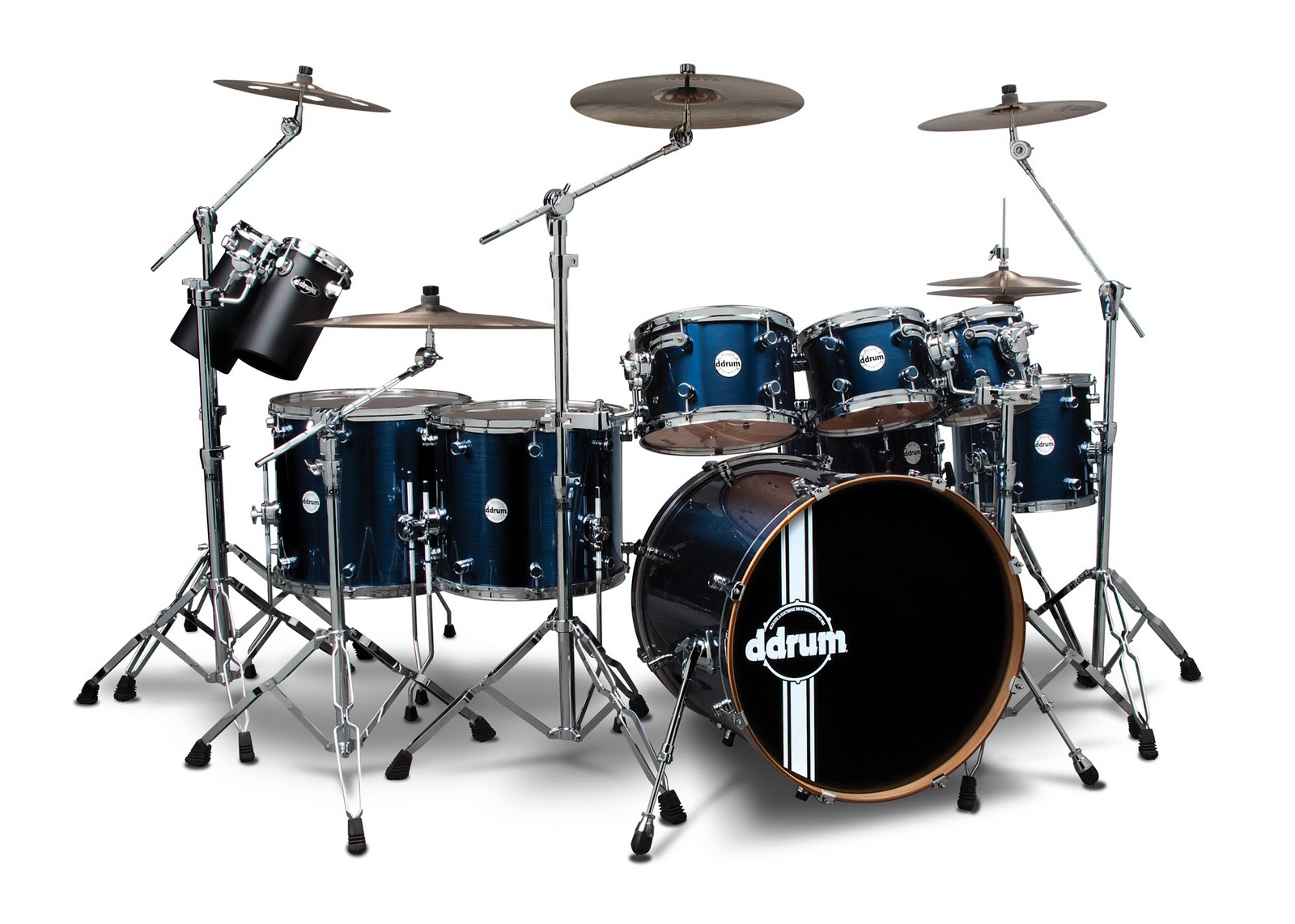 The Dave Factor: New Year's Resolution #3: Get a new drum kit!