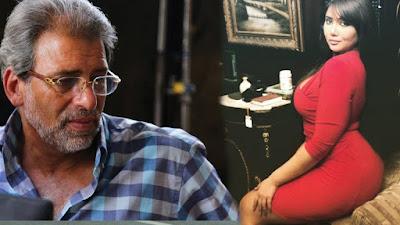 بعد فضيحتها مع خالد يوسف.. تسريب صورة للإعلامية رنا هويدي من المقطع الإباحي