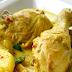 Resepi Ayam Masak Lemak Cili Padi Yang Lazat