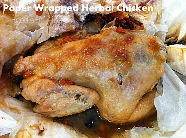 Paper-Wrapped-Chicken-Johor-Bahru