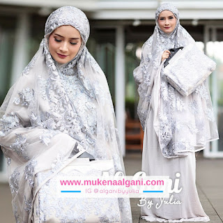 99 Dokter barbie Tika  cantik wearing Mukena Najwa super duper Best Seller 😍