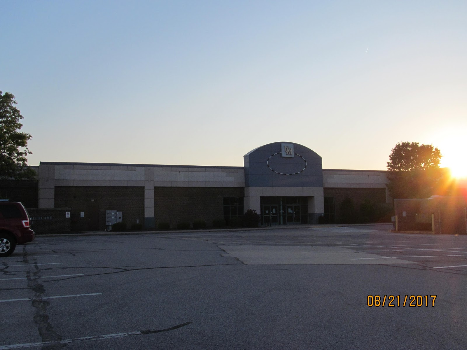 trip to the mall: university mall- (carbondale, il)