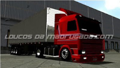 GRÁTIS HAULIN FRONTAL DOWNLOAD SCANIA PARA