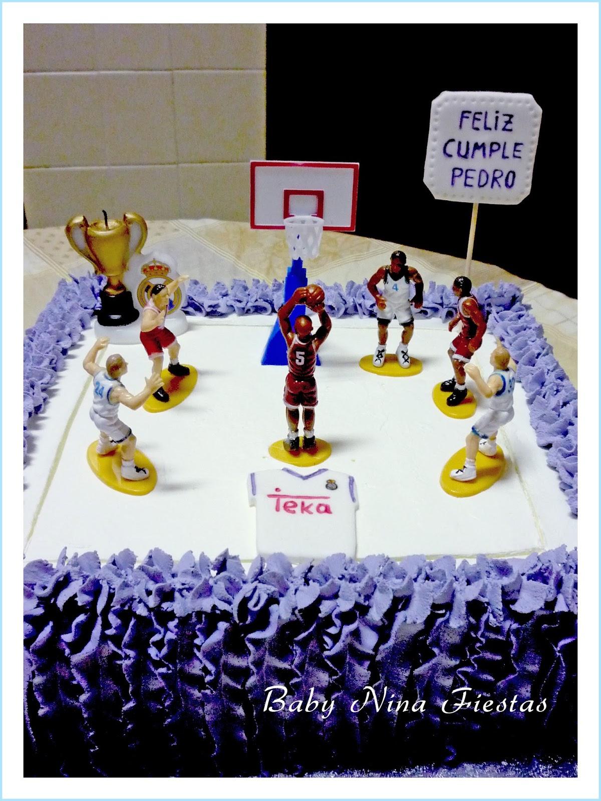 Decorar Tarta Real Madrid