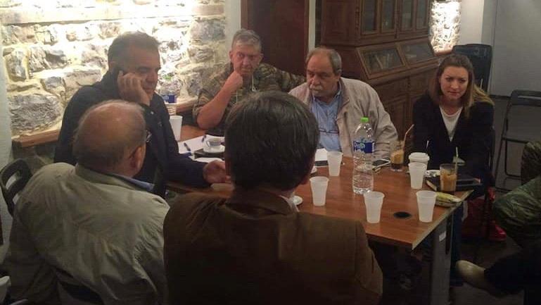 Ερώτηση της Νατάσας Γκαρά για την άμεση οικονομική ελάφρυνση των κατοίκων της Σαμοθράκης