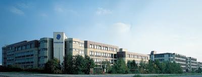 Pabrik Pensil Staedtler di German