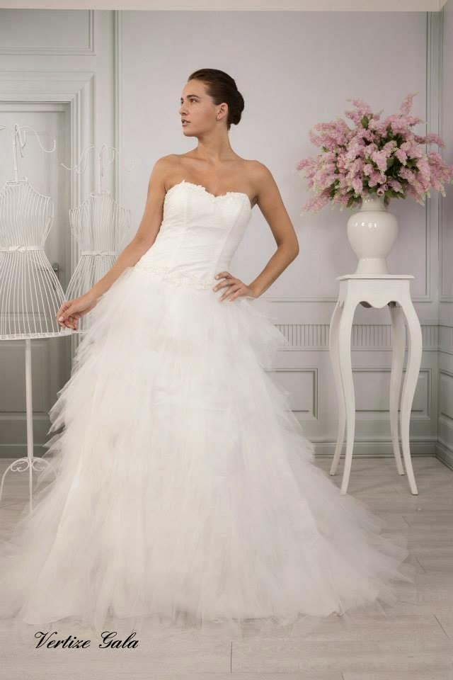 05b2e30d Vertize Gala Couture 2015: vestidos de novia a partir de 200 euros ...