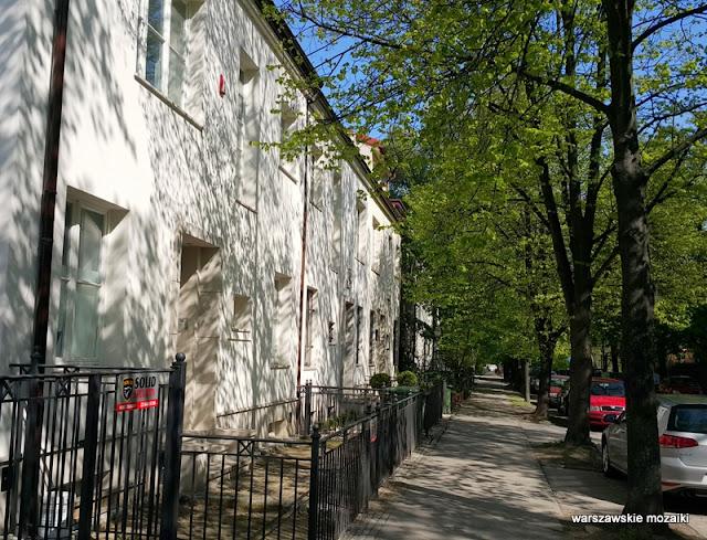 Warszawa Warsaw ulica street Żoliborz