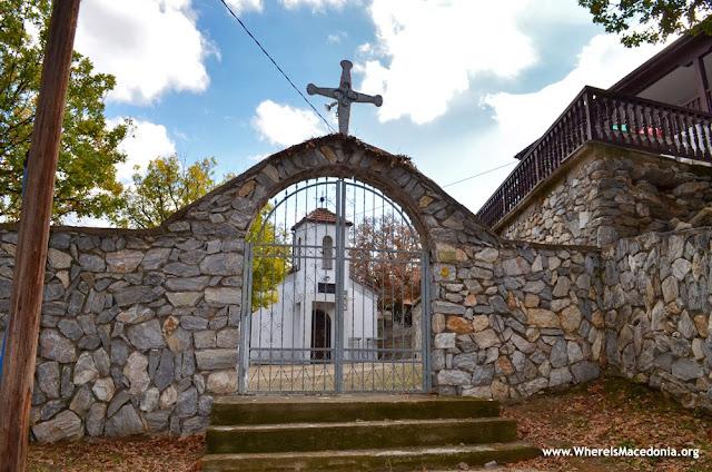 Monastery St. Archangel Michael, Skochivir village