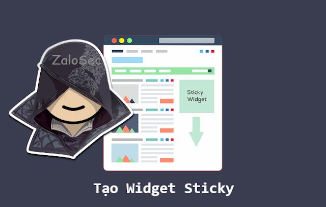 Widget Sticky,Tạo widget cố định (Sticky widget) khi cuộn trang cho Blogspot, Cách Tạo Widget Sticky Trong Blogspot Sidebar,Tạo widget cố định (Sticky widget) khi cuộn trang cho Blogspot, Cách Tạo Widget Sticky Trong Blogspot Sidebar