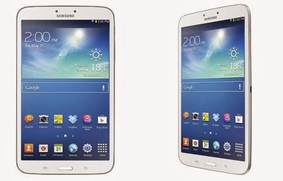 Samsung Galaxy Tab 3 8 Inch dan Galaxy Tab 3 10.1 Inch, Tablet Android dari Samsung