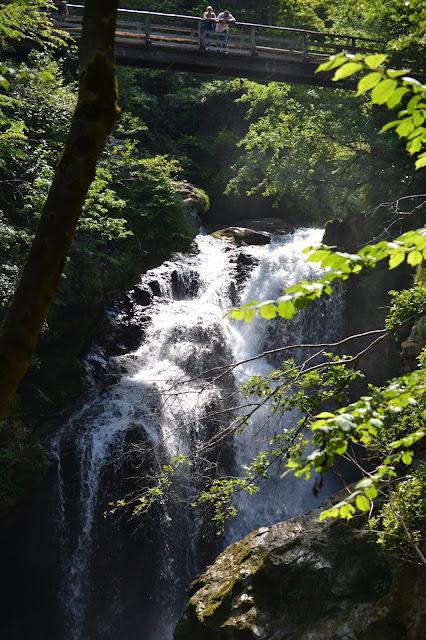 cascata Šum