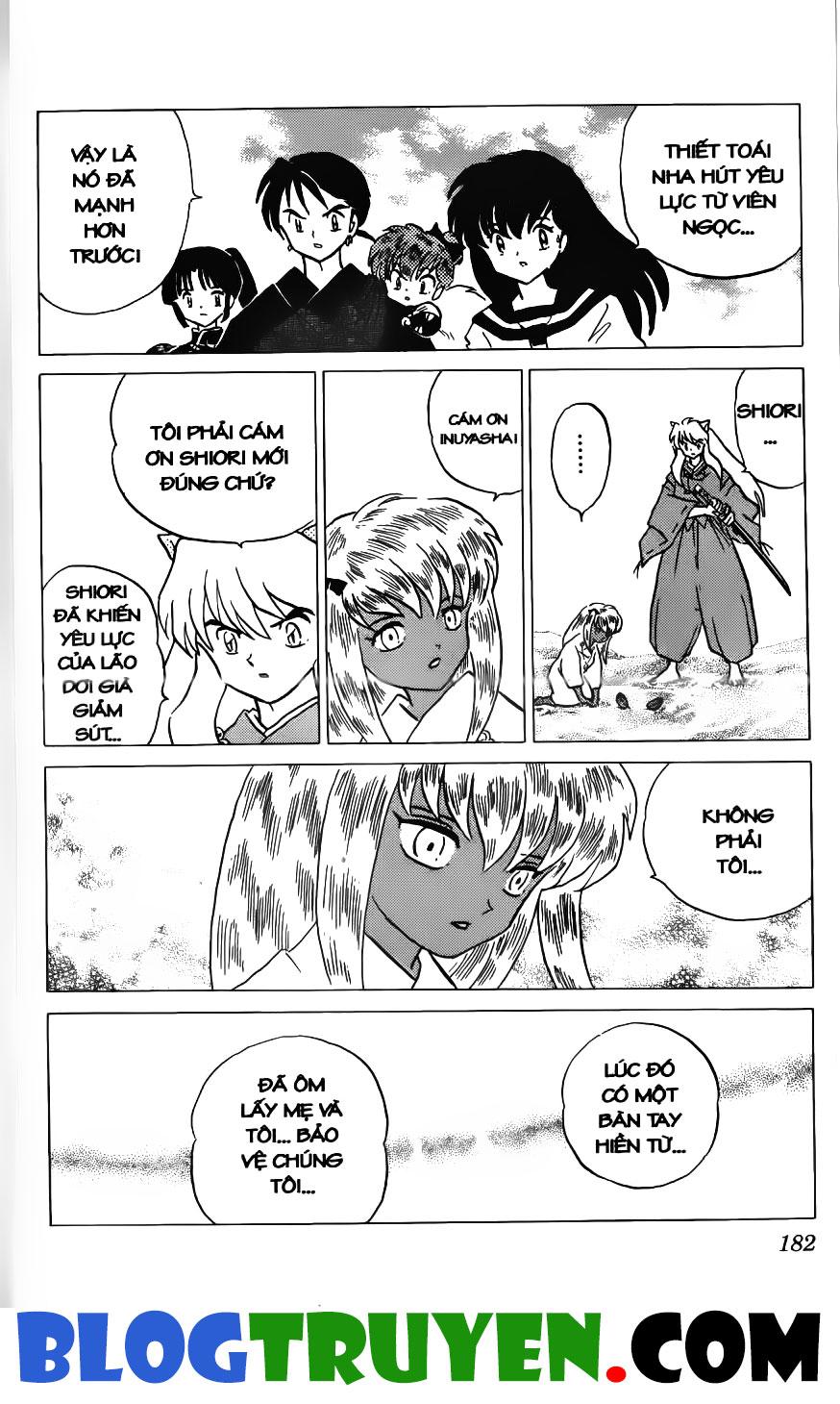 Inuyasha vol 22.10 trang 17
