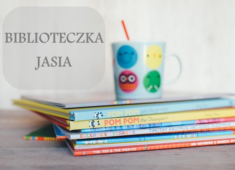 Biblioteczka Jasia #5 książki o Jasiu