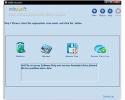 تحميل AidFile Data Recovery 3.6.7 استعادت الصور و الملفات المحذوفة مع كود التفعيل free key