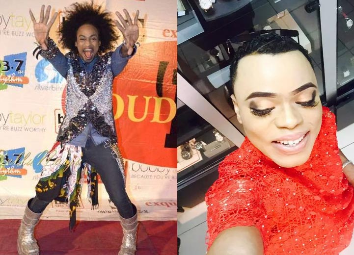 He copied my style - Denrele blasts popular Nigerian gay Idris Okuneye