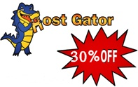 HostGator 's Biggest June Discount Coupon - 30% OFF!