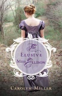 Heidi Reads... The Elusive Miss Ellison by Carolyn Miller