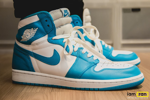 online retailer 58729 e1e28 IAM-RAN: ON FEET : Dipsky - Nike Air Jordan 1
