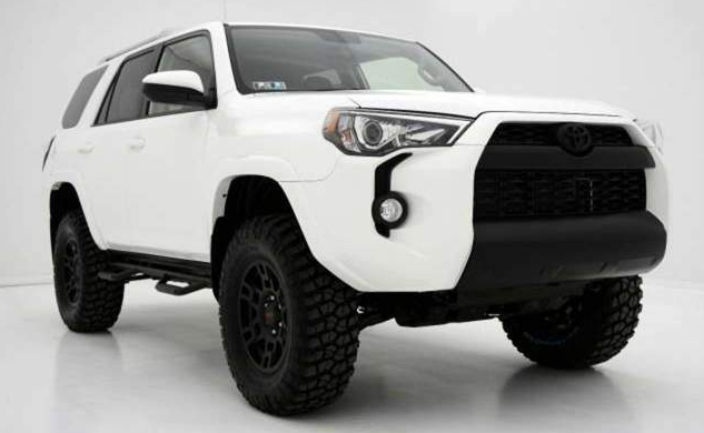 2018 Toyota 4Runner Redesigned
