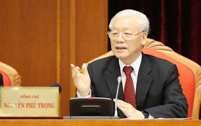 President Nguyen Phu Trong